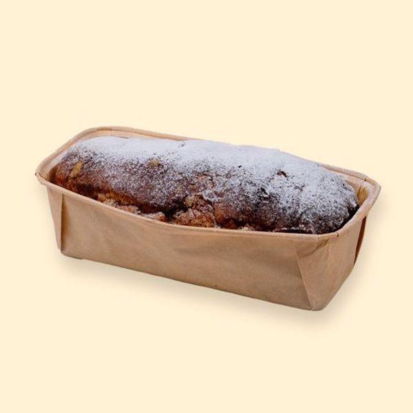 Afbeelding van bio tarwe suikerbrood, ONGESNEDEN