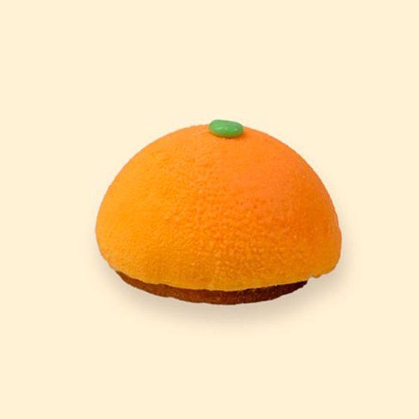 Afbeelding van suikervrij sinaasappel gebakje