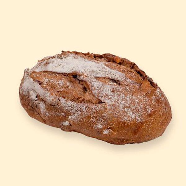 Afbeelding van bio cardos walnoten-rozijnen, ONGESNEDEN