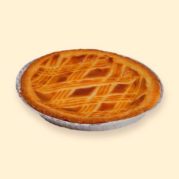 Afbeelding van boterkoek of ook wel botertaartje genoemd
