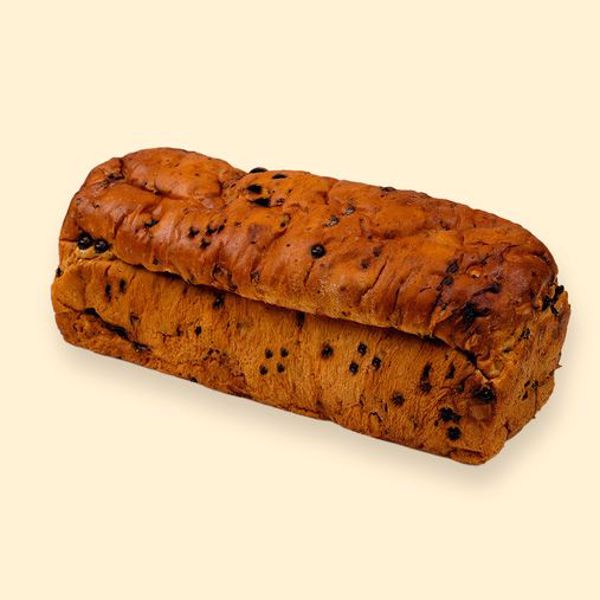 Afbeelding van krentenbrood extra gevuld