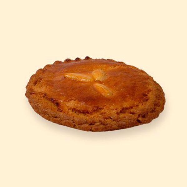 Afbeelding van gevulde koeken klein, verpakt per 8 stuks
